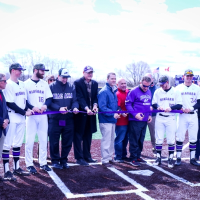 Men's Baseball Home Opener and Grand Opening of Bobo Field!